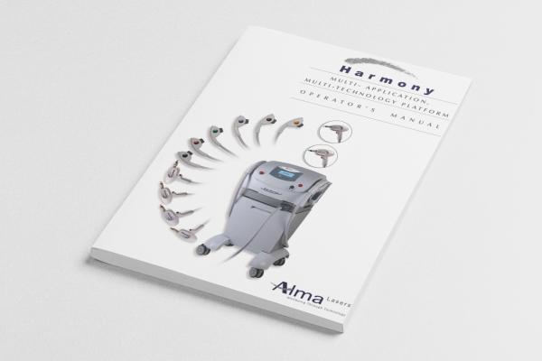 Alma Harmony Operator User Manual - Digital Download